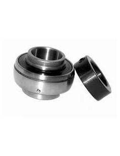 "1240-1.1/2"" ECG Self Lube Flat Back Bearing Insert , 1.1/2"" Eccentric Collar"