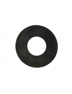 31.5 mm x 69 mm x 3mm EPDM Fabric Effect Washer