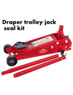 Draper Trolley Jack Seal Kit For 5mm Shaft and 8mm Groove