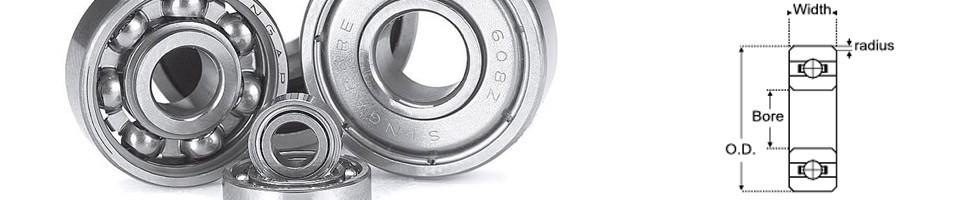 Miniature Ball Bearings