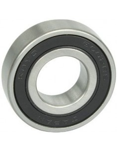 3204-2RS Branded Double Row Angular Contact Bearing also known as 5204