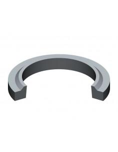 80 mm x 92 mm x 7-12 mm Wiper Seal Rubber
