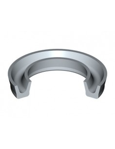 19.5 mm x 8.5 mm x 7.5 mm Metric Rubber U-Ring