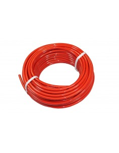 TUBE 6mm Red - Box 100 meters
