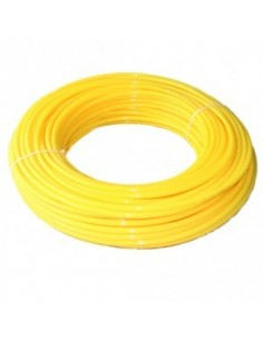 TUBE 12mm Yellow - Box 100 meters