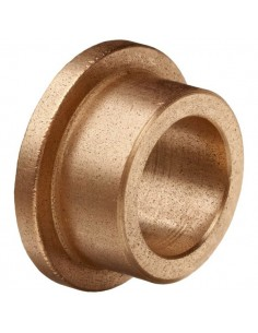 AL040808 Metric Oilite Flanged Bush