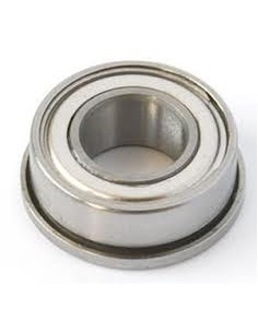 FR8-ZZ Flanged Buget Bearing
