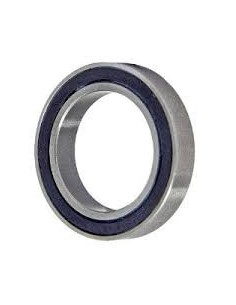 6807-2RS Thin Section Budget Bearing 61807-2RS